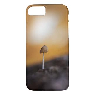 Schmelzender Pilz iPhone 7 Hülle