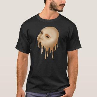 Schmelzendes Gesicht T-Shirt