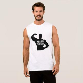 Schmerz- und Gewinnt-shirt Ärmelloses Shirt