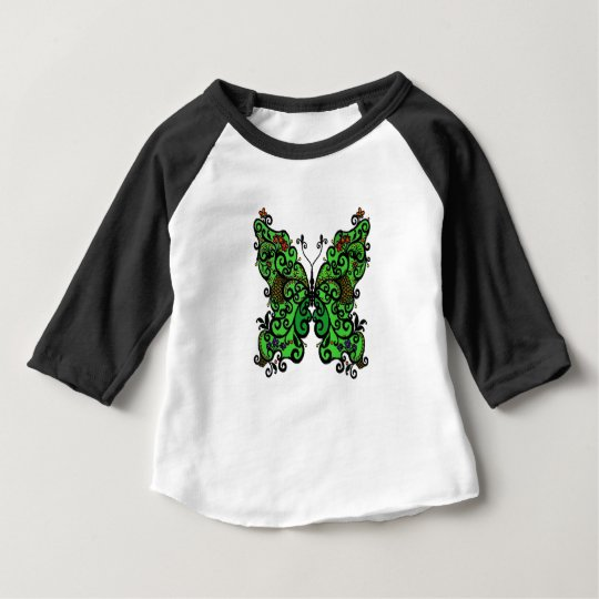 Schmetterling 1 baby t-shirt