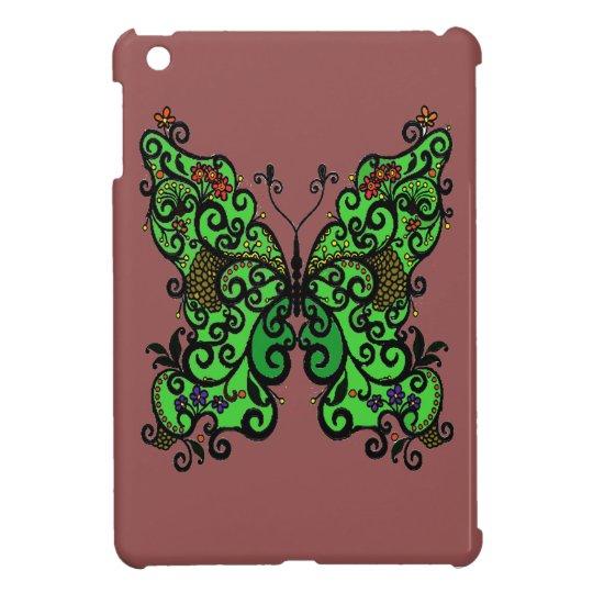 Schmetterling 1 iPad mini cover