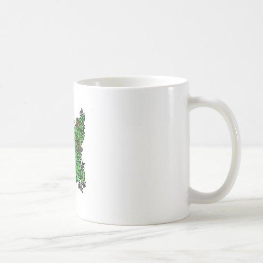 Schmetterling 1 tasse