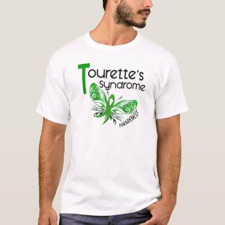 Schmetterling 3,1 Tourettes Syndrom T-Shirt