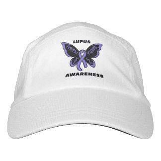 Schmetterling/Bewusstsein… Lupus Headsweats Kappe