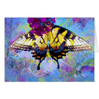 Schmetterling erhalten wohle bald Karte