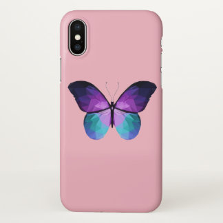 Schmetterling iPhone Fall iPhone X Hülle