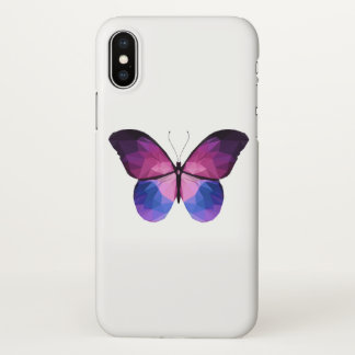 Schmetterling iPhone X Fall iPhone X Hülle