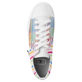 Schmetterling Niedrig-geschnittene Sneaker