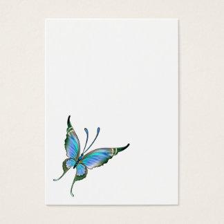 Schmetterling Visitenkarte