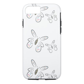 Schmetterlinge iPhone starker Fall iPhone 8/7 Hülle