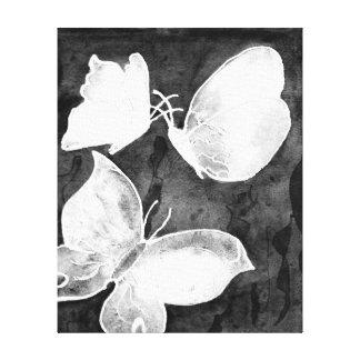 Schmetterlinge Leinwanddruck