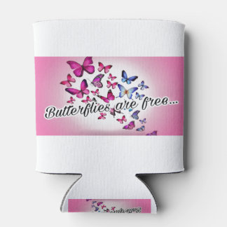 Schmetterlinge sind… frei dosenkühler