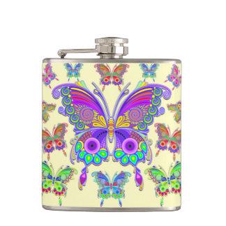 Schmetterlings-bunte Tätowierungs-Art