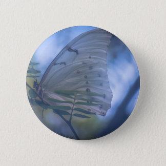 Schmetterlings-Button Runder Button 5,7 Cm