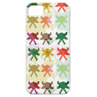Schmetterlings-Drachen-Muster Etui Fürs iPhone 5