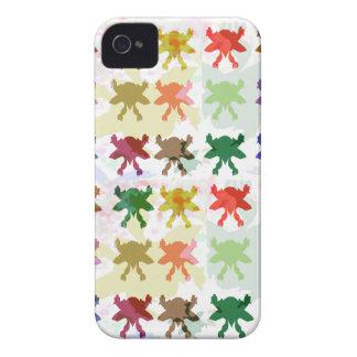 Schmetterlings-Drachen-Muster iPhone 4 Etuis