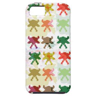 Schmetterlings-Drachen-Muster iPhone 5 Hülle