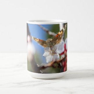 Schmetterlings-Fest Kaffeetasse