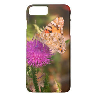 Schmetterlings-Fotografie-Apple iPhone 7 iPhone 8 Plus/7 Plus Hülle