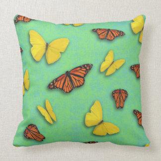 Schmetterlings-Kissen Kissen