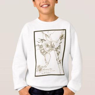 Schmetterlings-Mechaniker 001 Sweatshirt