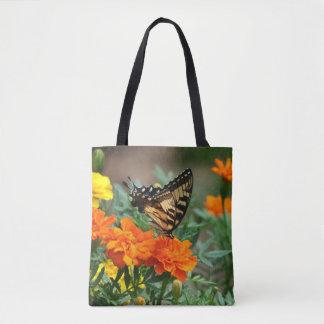 Schmetterlings-Schönheit Tasche