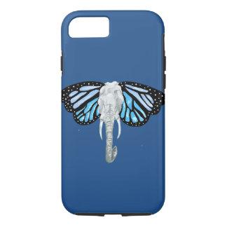 Schmetterlingseffekt iPhone 8/7 Hülle