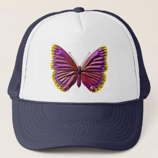 Schmetterlingshut Truckerkappe