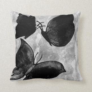 Schmetterlingsmuster Kissen