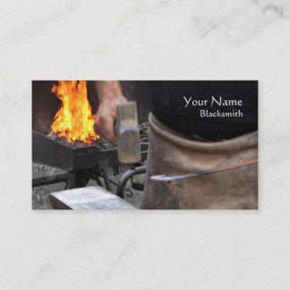 SchmiedeVisitenkarte Visitenkarte