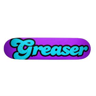 Schmierer-Skateboard Personalisierte Skateboards