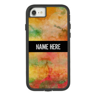 Schmutz Bokeh Art-Muster Case-Mate Tough Extreme iPhone 7 Hülle 1