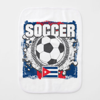 Schmutz-Kuba-Fußball Spucktücher