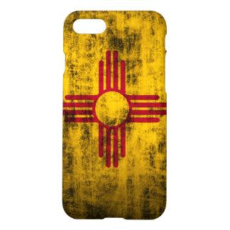 Schmutz-New Mexiko-Flagge iPhone 8/7 Hülle