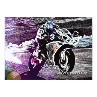 Schmutz radfahrender Motocross, der Karte