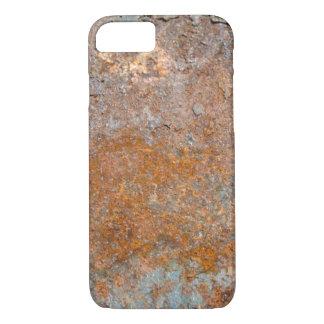 Schmutz-Rost-strukturierter Hintergrund iPhone 8/7 Hülle