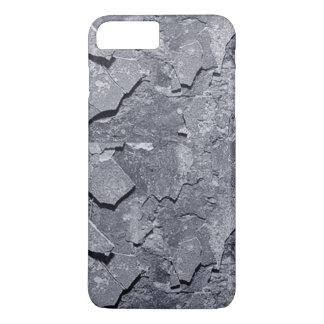 Schmutz simulierter gebrochener konkreter iPhone iPhone 7 Plus Hülle
