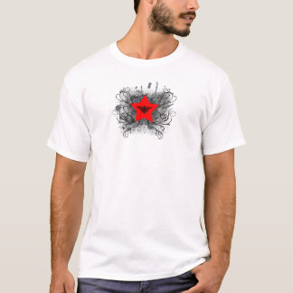 Schmutz-Stern T-Shirt