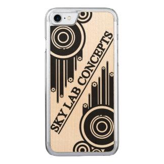 Schmutz-Telefon-Abdeckung Carved iPhone 8/7 Hülle