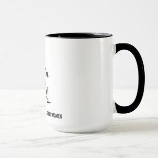 Schmutzige Typ-Kaffee-Tasse Tasse