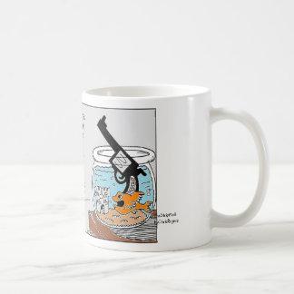 SCHMUTZIGER HEILBUTT, TheStripMallbyChrisRogers Kaffeetasse