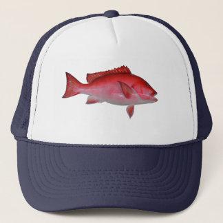 Schnapper-Fische Truckerkappe