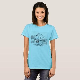 Schnautoberfest 2017 - Der T - Shirt der Frauen