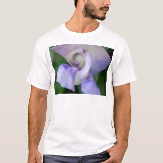 Schnecke-Blume T-Shirt