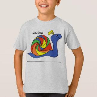 Schnecke-Shirt T-Shirt