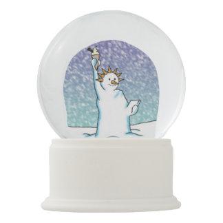 Schnee-Königin Schneekugel
