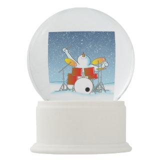 Schnee-Lärm Schneekugel
