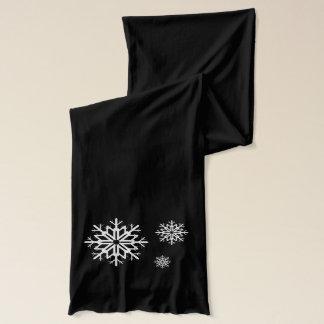 Schneeflocke-Schal Schal
