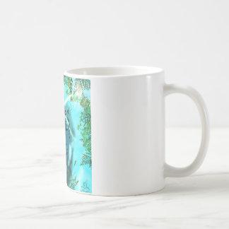 Schneeleopard Geist-Tasse Kaffeetasse