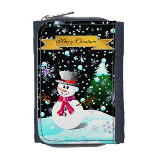 Schneemann-frohe Weihnachten